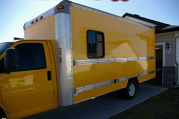 Moving Truck To RV Conversion