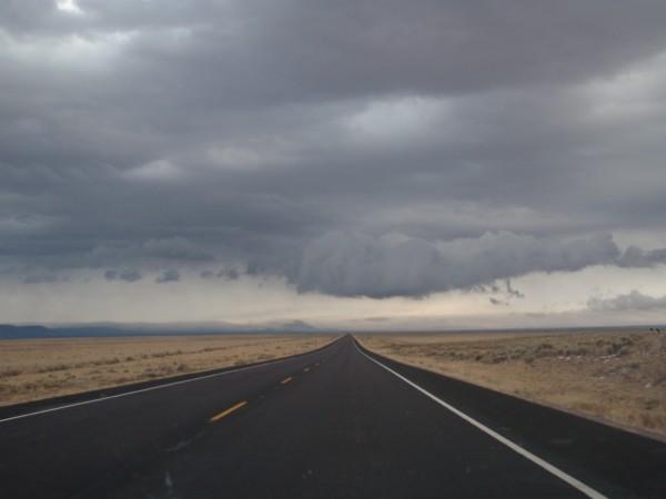 New Mexico road