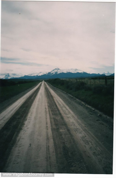 The Open Road, Patagonia