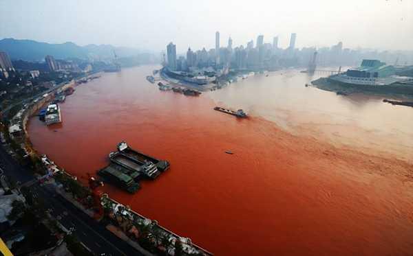 red Yangtze