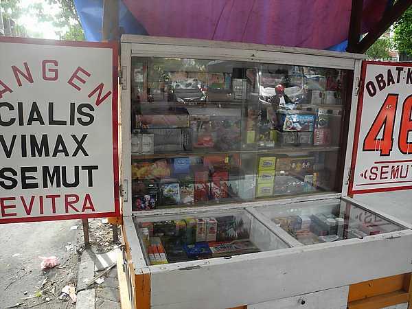 sex toys sale in street jakarta