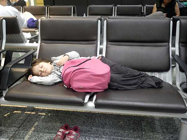 sleeping-airport