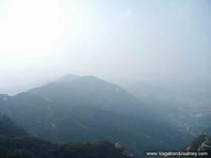 Summit Huaguoshan