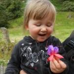 Toddler Flower