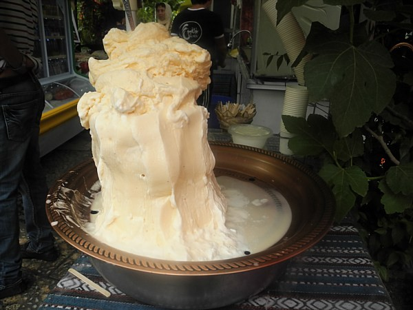 traditional ice cream Urumqi