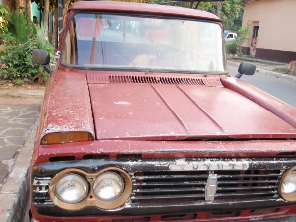 truck el salvador