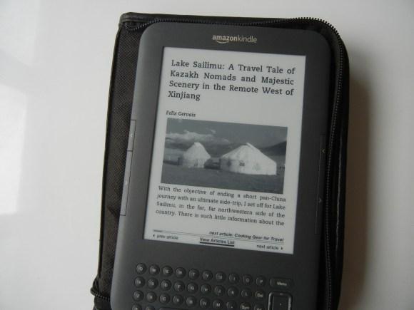 Vagabond Journey on Kindle