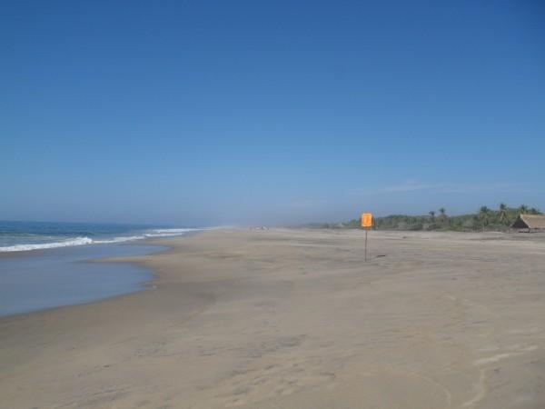 Ventanilla beach