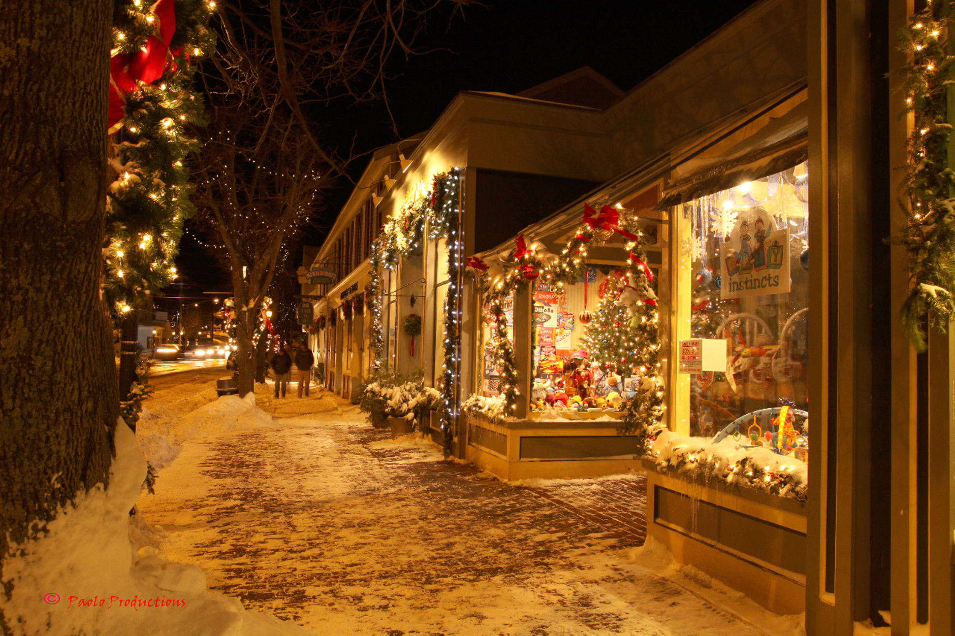 Towns With The Most Christmas Spirit Vagabond Summer