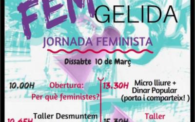 Fem Gelida Jornada Feminista 10 de març