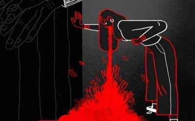Sant Violentí. L'amor romàntic mata la justícia remata. Concentració 14F 19h