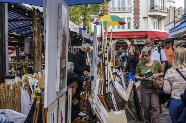 visitar-paris-montmartre-place-du-tertre