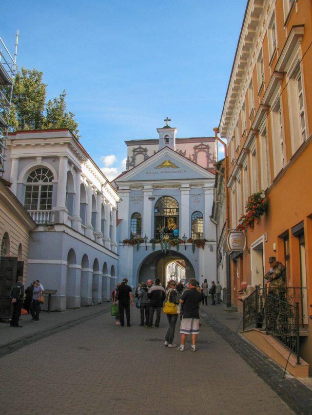 Porta da Aurora Vilnius