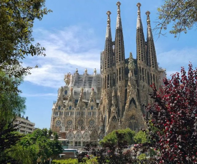 Sagrada Família - Visitar Barcelona Roteiro
