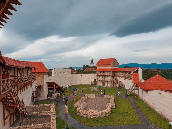fortaleza teutónica de Marienburg