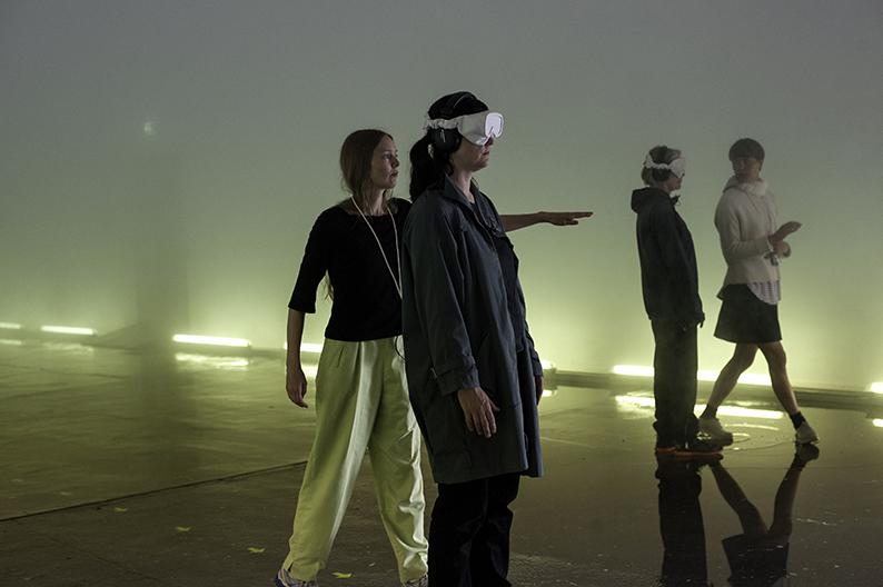 Lundahl & Seitl, Symphony of a Missing Room (Momentum kunsthall, 2015). Foto: Ingeborg Thorsland.