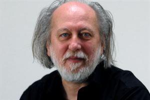 László Krasznahorkai.  Foto: Hartwig Klappert