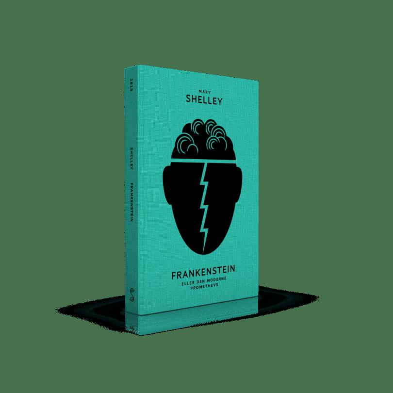 Frankestein eller den moderne Prometevs (Skald 2016). Design: Andreas Töpfer og Øystein Vidnes.