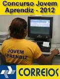 Aprovados Concurso Jovem Aprendiz Correios 2012 - Lista