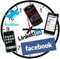 Como usar as redes sociais no seu trabalho