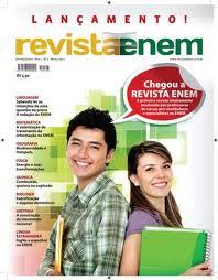 Revistas que ajudam no ENEM