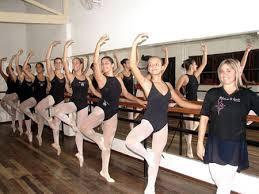 Cursos de balé