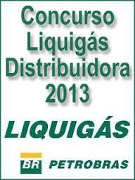 Gabarito Concurso Liquigás distribuidora 2013