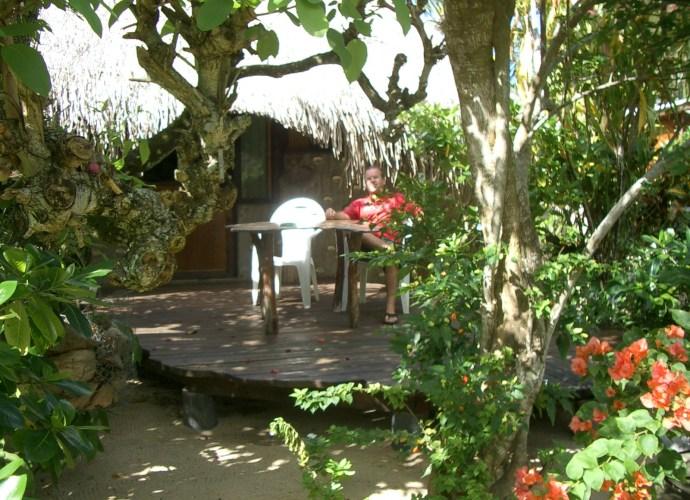 the good life in Tahiti