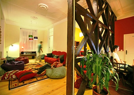 Incredible hostels of Lisbon