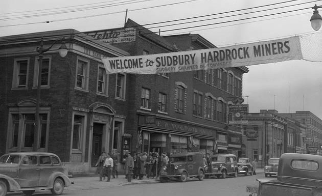 Sudbury, Canada – Giant Nickels, Hard Rock Miners, Hard Luck Cases, and UFO Abductees