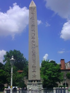 tours in Istanbul, Tours in Turkey, Obelisk in Hippodrome