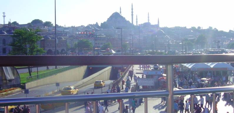 A short version of Istanbul's long history