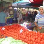 Manisa Turkey, Fruit in turkey, tomatoes