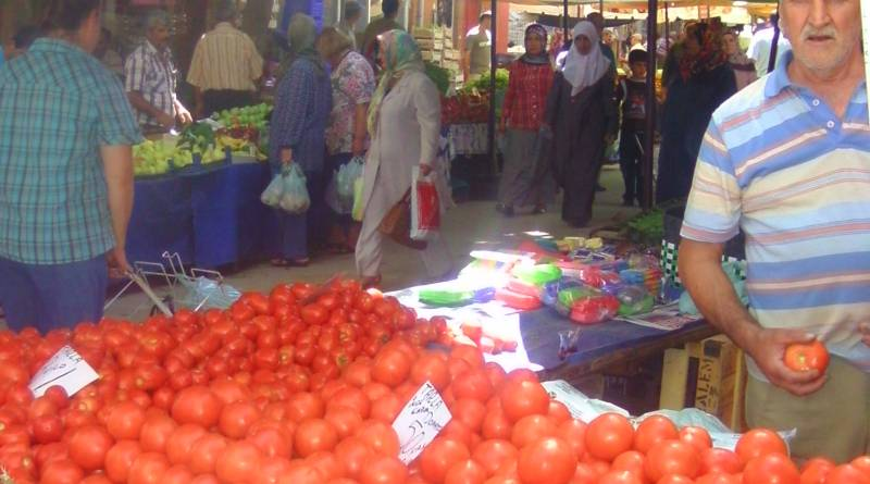 Manisa Turkey, Fruit in turkey, tomatoes