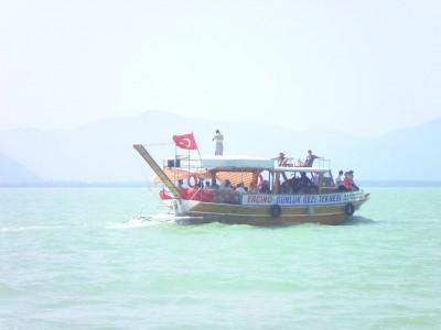 Turkish Boat tours