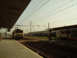 train from Fes to Casablanca, train to Mohammad V International Airport
