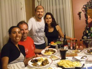 Moroccan food in Turkey