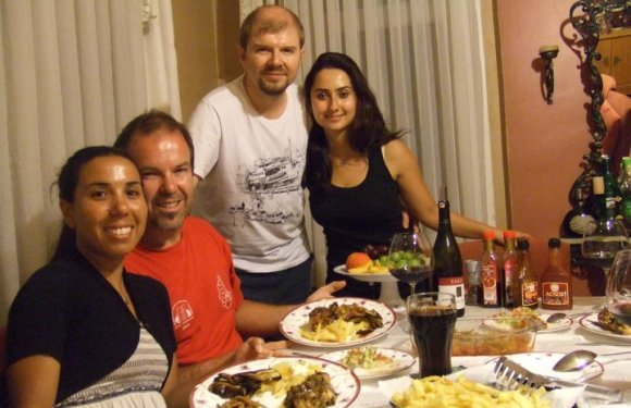 Couchsurfing in Istanbul and Turkey