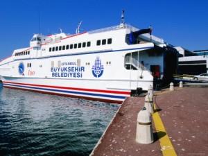 Yanikapi, Yalova, Ferry, Bursa, Istanbul