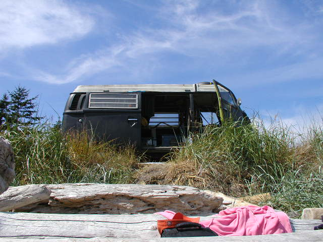 Orcas Island - Slackville Road