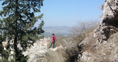 Hiking in Manisa