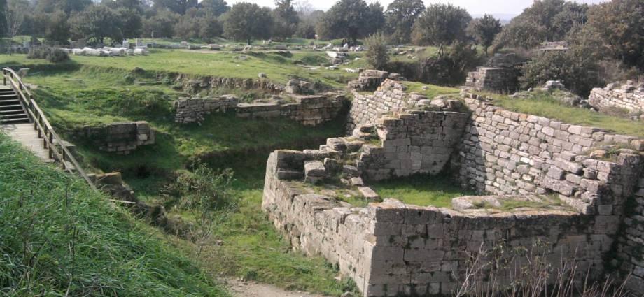 Trojan War Site