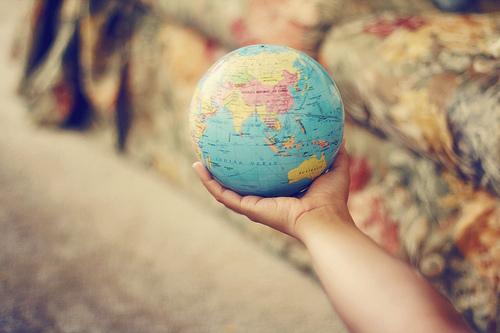 plan your trip around the world