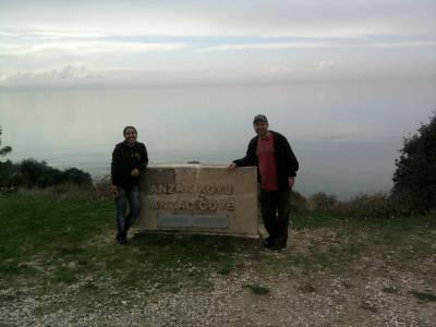 Gallipolli Battlefield Turkey