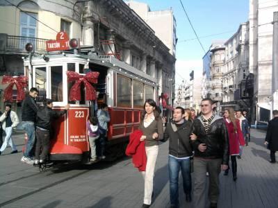 Taksim, Galata, Istanbul