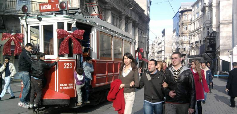 Istanbul in Winter – Part 1- European Side