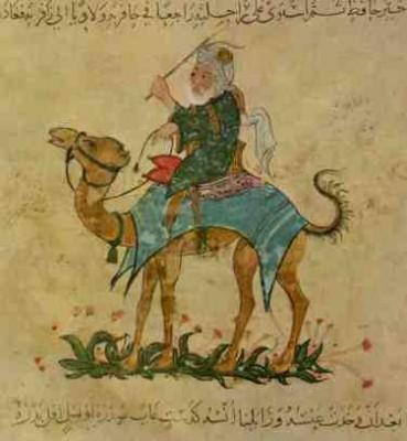ibn battuta on camel