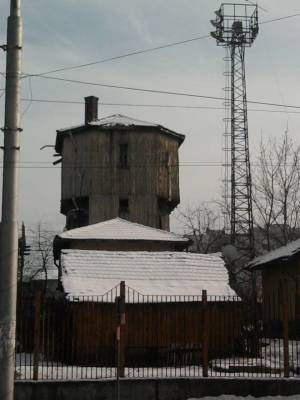 Water Tower Pernik