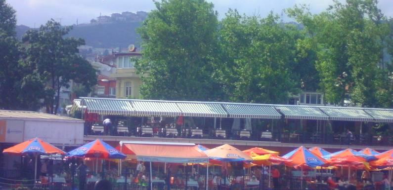 Shores of the Bosphorus Part III