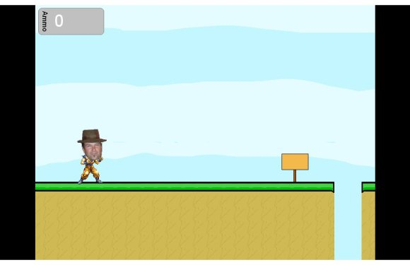Vagobond's Big Adventure – The Video Game